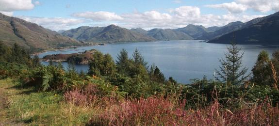 Rarsaidh Islands, Loch Hourn
