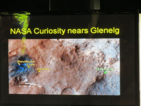 Mars Day 140